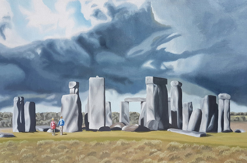IN THE SHADOW OF THE STONES - Steve Foster