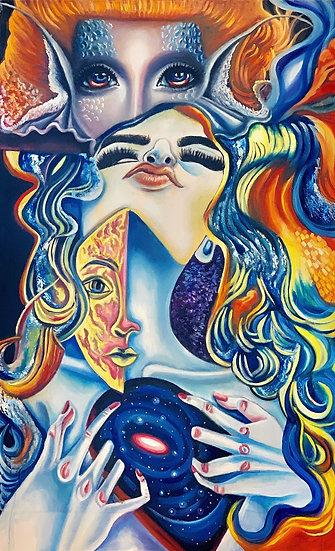 THE UNIVERSE IN A TAROT CARD - Meghan Basi