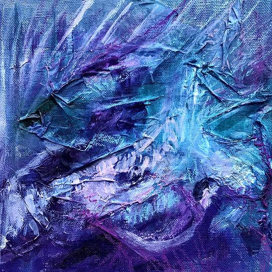PAVO BLUE - Deborah Pryn