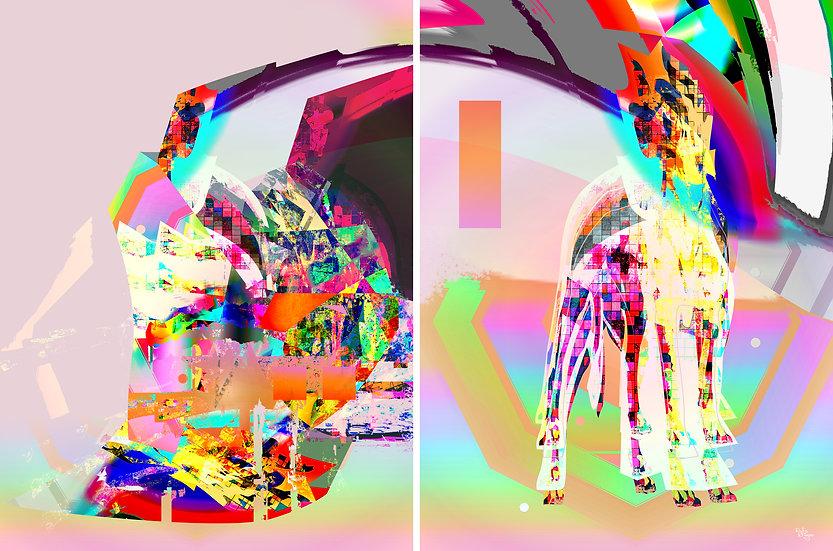 2 x INTERIOR WH - Rufus Krieger