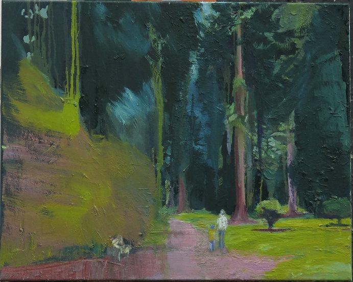 WALK IN THE WOODS - Stephanie Fawbert