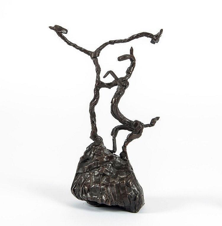 'Unicorn & Tree'