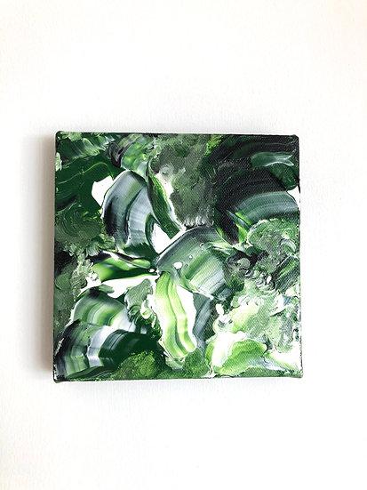 GREEN SEA - Lou Wildish