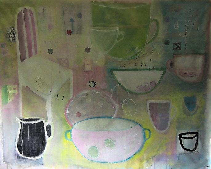 GREEN CUP - Michelle Shipka