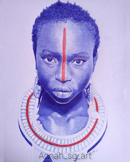 COURAGE - Annah Nkyalu