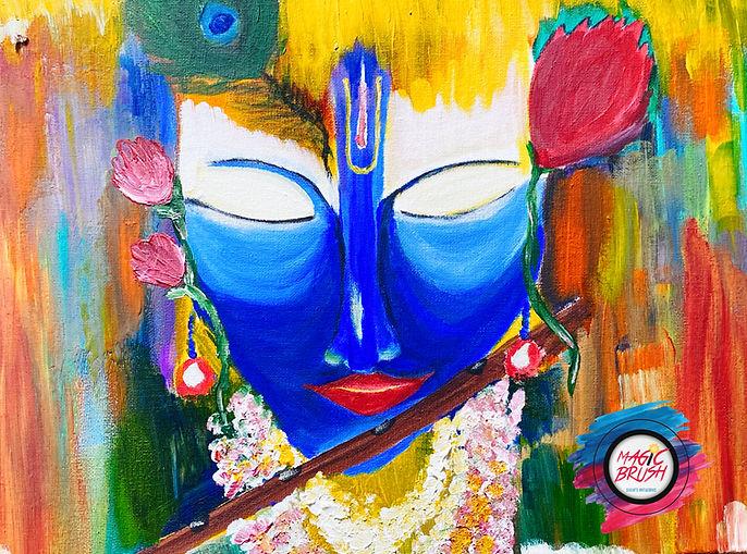 Lord Krishna 30_40 Acrylic Canvas.JPG