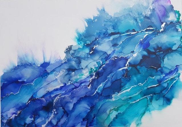 RIDE THE WAVE - Naomi Rusher