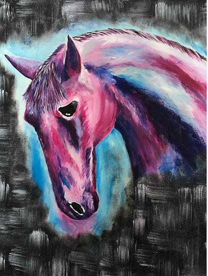 FANTASY HORSE - Susanna Isaksson
