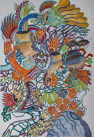 INDIAN DREAM - Archanaa Manavalan