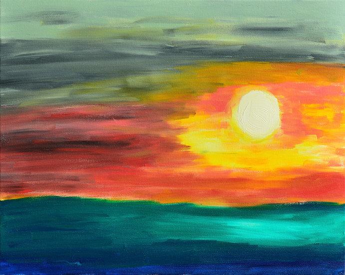 SUNSET CHARM - Nina Guerreiro