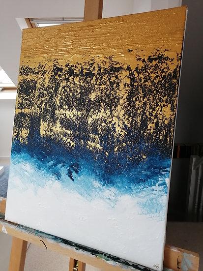 BLUE MAGIC - Mikaela Davies