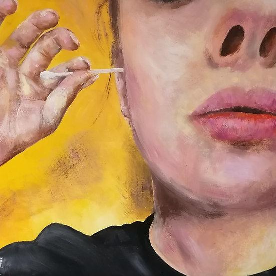 EAR CLEANING - Maria Michoń
