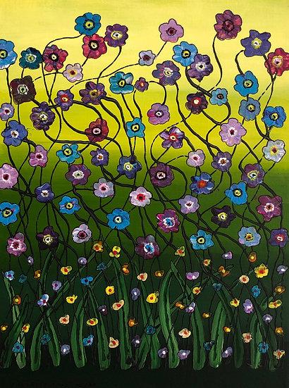 FLOWERS - SMALL - Nicolette Amos