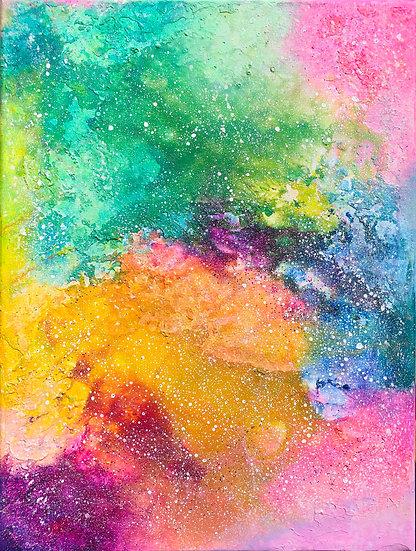 THE SUMMER RAINBOW - Pietra Art