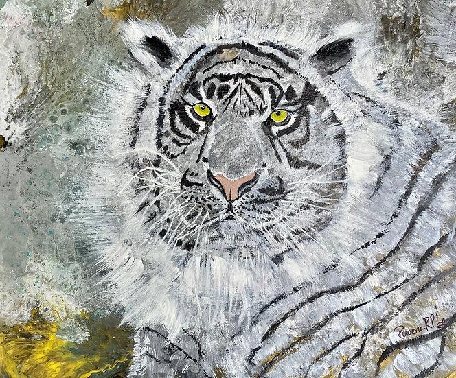 ENDANGERED: SIBERIAN TIGER - Rowena Rizo-Patron