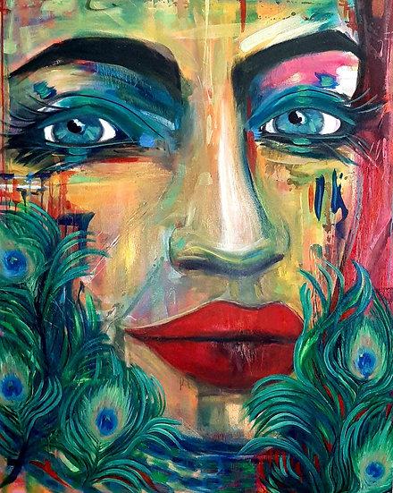 LADY PEACOCK - Fyonn Kane