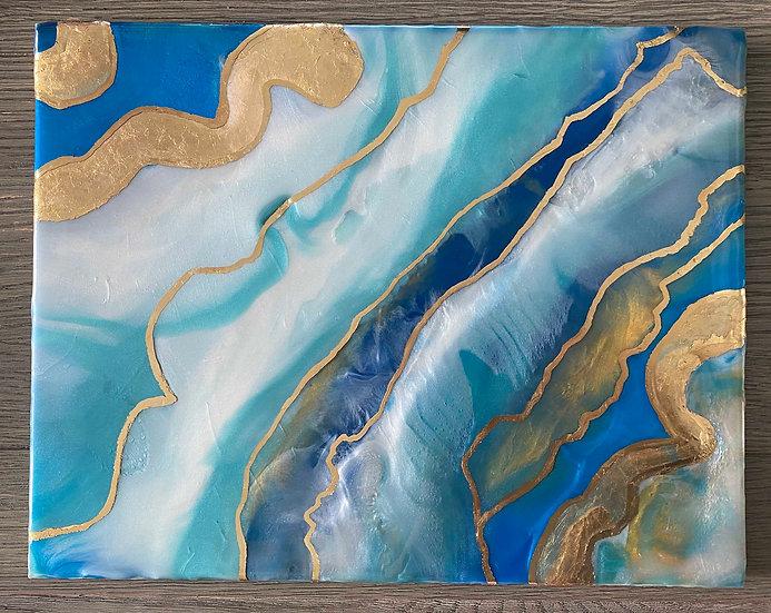RIVERS OF GOLD - Sara Shepard