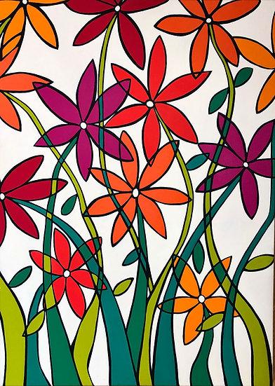 FLOWER POWER - Miki Sexton