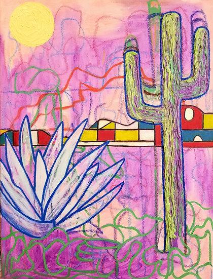 COMPOSITION DESERT - Jose F Jimenez