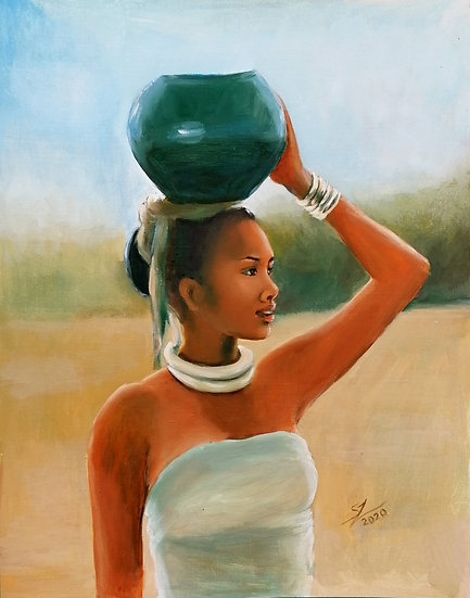 LIFE'S WATER - Susana Zarate