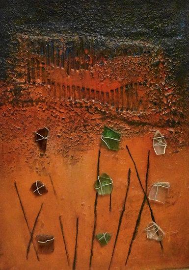 VINDICTIVE GLASS - Tom Echlin