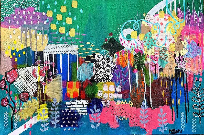 NATURE LOVE - Maryam Ahtsham
