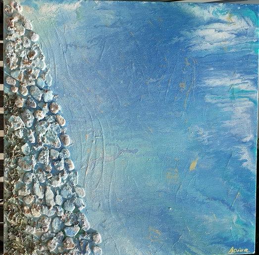 ARCTIC BLUE - Doina Popescu