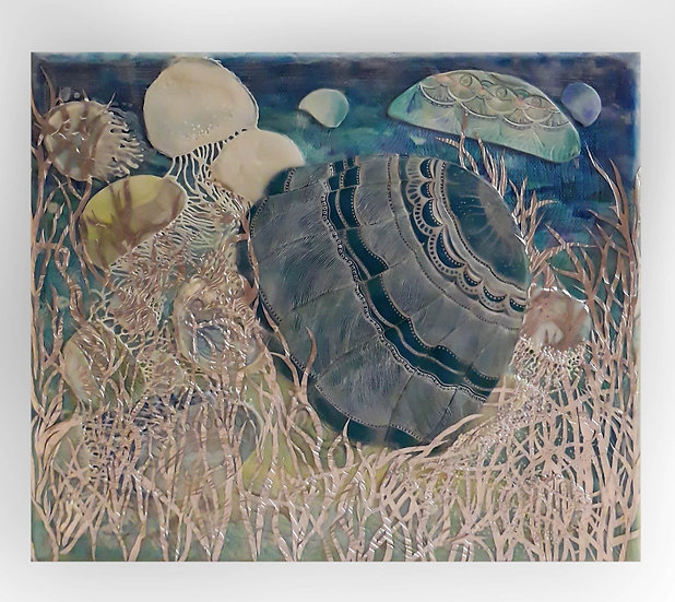 JELLYFISHES - Delia Stirbu
