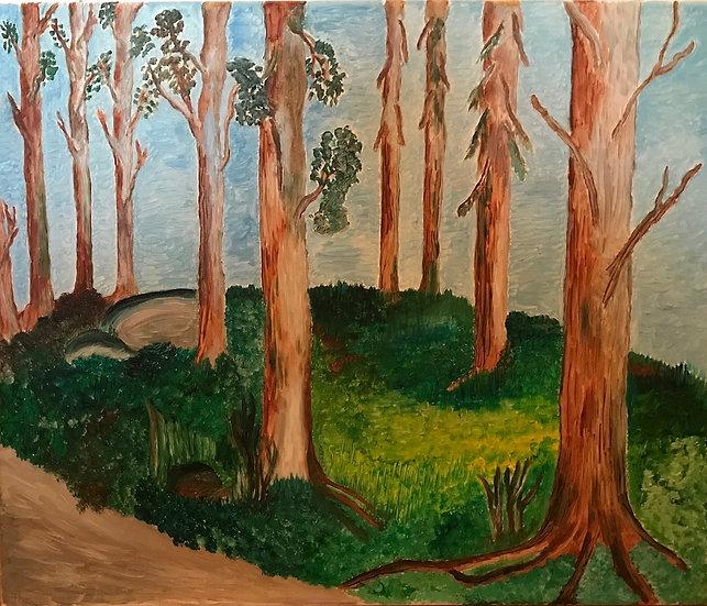 MAGIC FOREST-Tea Weimer
