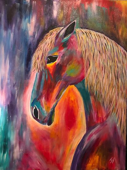 GRUMPY HORSE - Susanna Isaksson