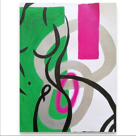 LEAN ON ME FOR COMFORT - Cassandra Dorricott-Juniper