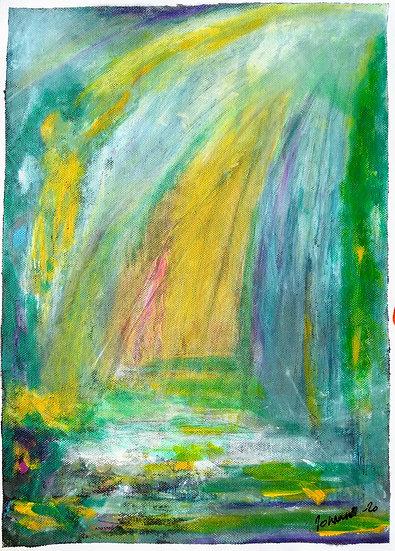FROM LIGHT TO LIGHT -  Johanna Takkunen