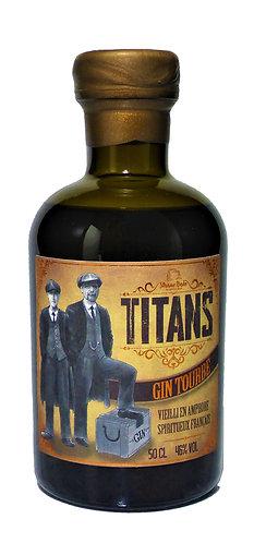 """Gin tourbé """"Titans"""" - Vieilli en amphore"""