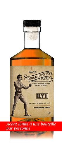 Single Cask Rye - Vieilli 2 ans en fût de Pedro Ximenez