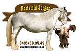 Visitekaartje Hoefsmid Jorgen Briers