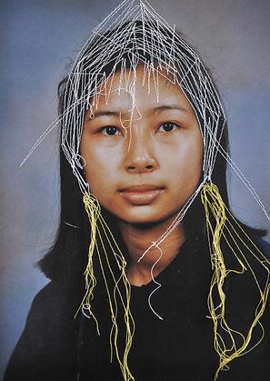Ka Yee Li - Onthechting 6 - fotoprint en