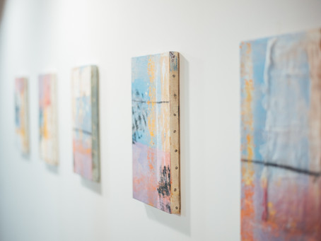 ART SPACE NUI企画展 ー 森丈人・吉見紫彩 by 現代アートと出会う日