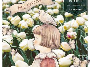 みりん・gotou 『BLOOM』 2人企画展