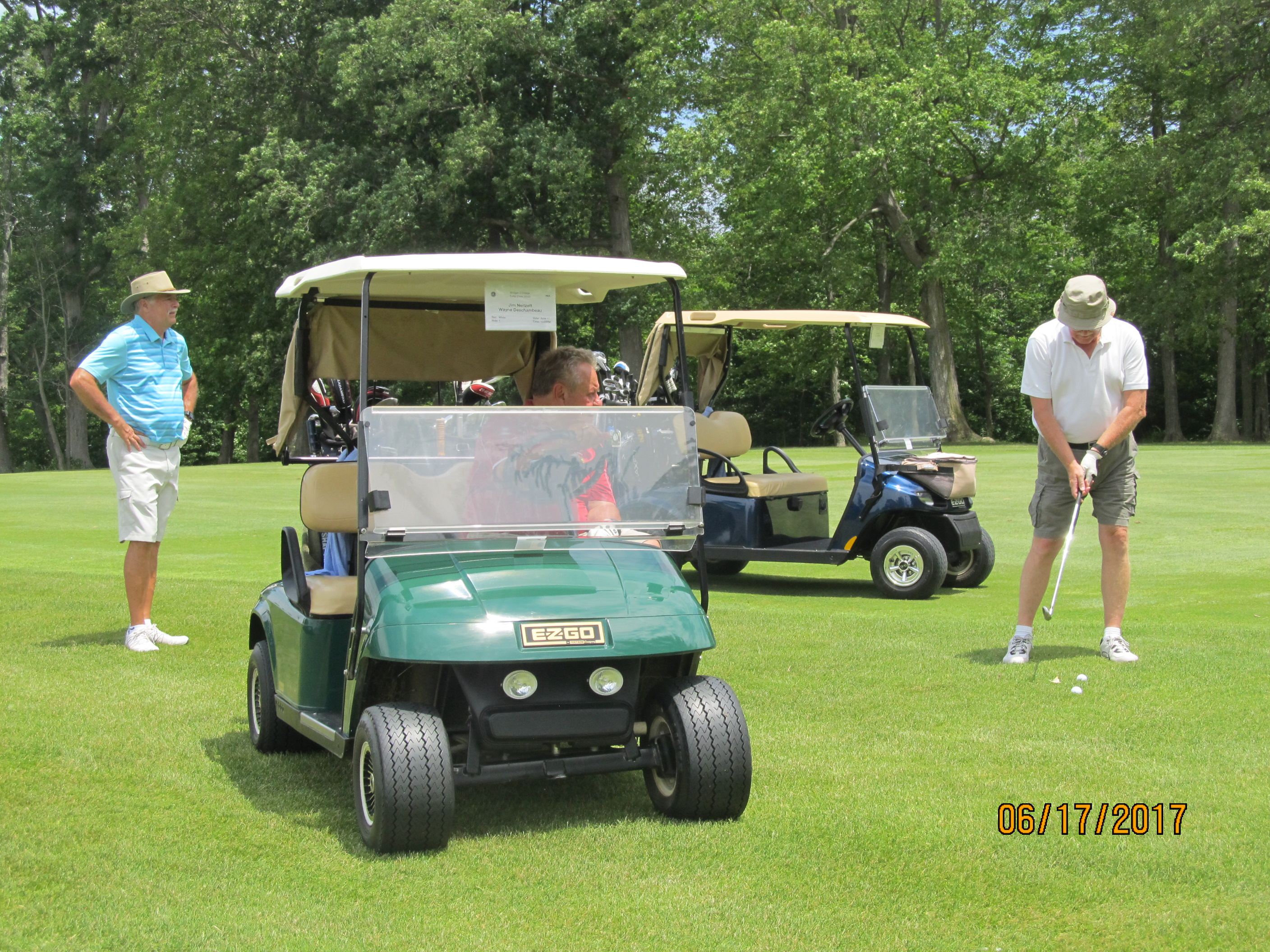 B2C GOLF OUTING