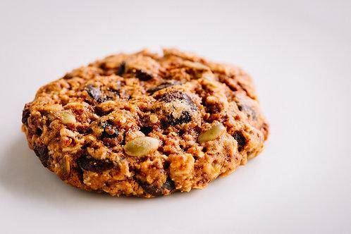 Belgian Chocolate & Cranberry Biscuits