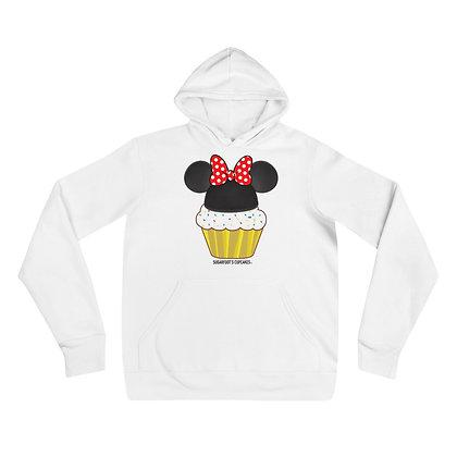 Girl Mouse Cupcake Hoodie