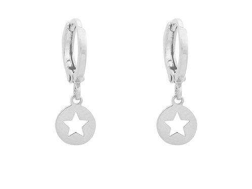 Earrings Catch a Star