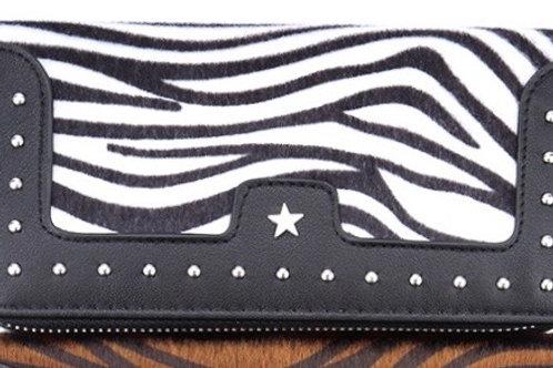 Wallets safari stripes