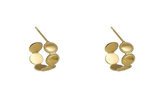 Earrings royal highness small