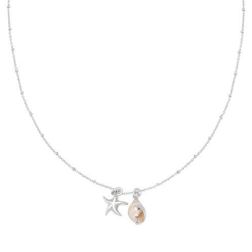 Necklace sea life