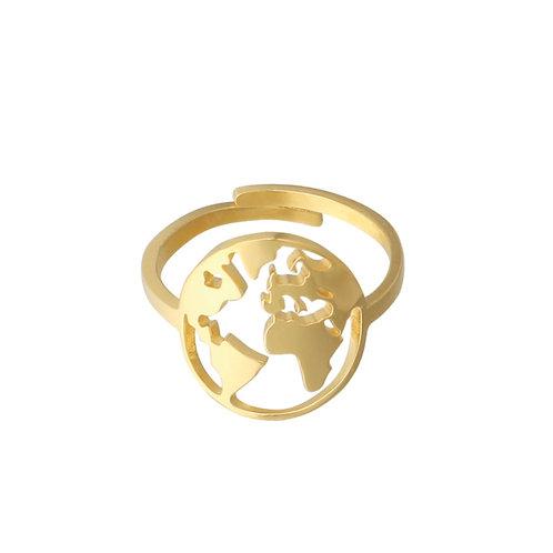 Ring around the globe