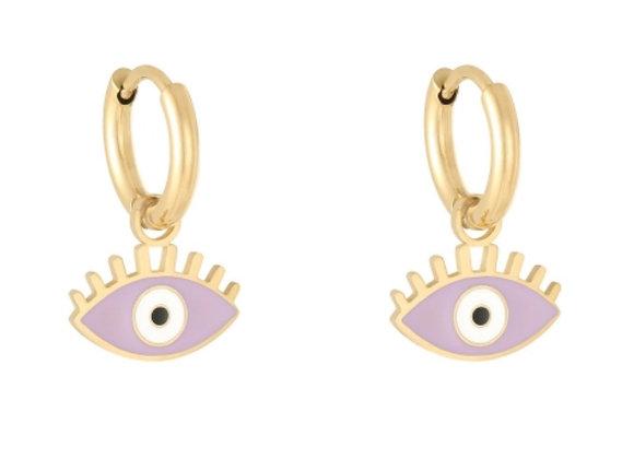 Oorbellen Pastel eyes