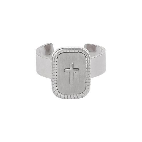 Ring cross