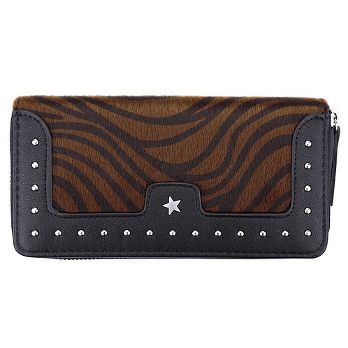 Wallets safari stripes