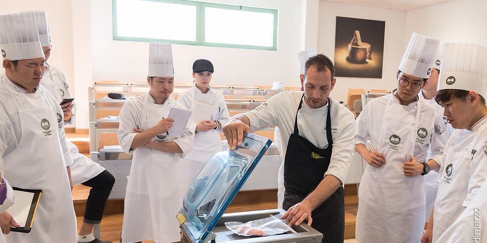 廚藝進階課程 Master Course